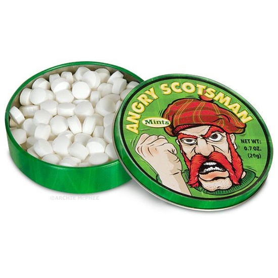 Angry Scotsman Mints