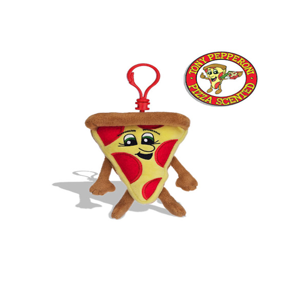 Whiffer Sniffers Tony Pepperoni Backpack Clip