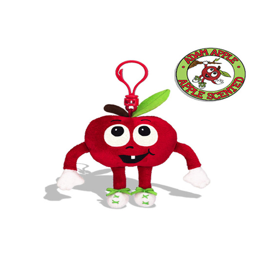 Whiffer Sniffers Adam Apple Backpack Clip