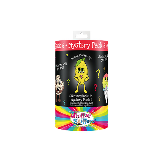Whiffer Sniffers Mystery Pack #6 Backpack Clip