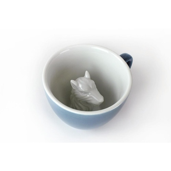 Creature Cups – Wolf - Coffee Mug