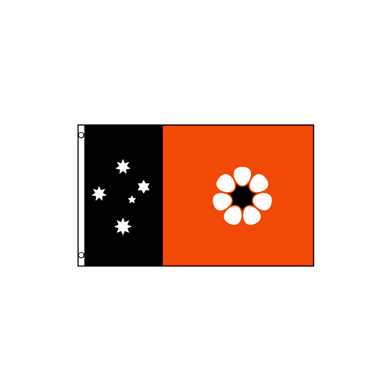 Northern Territory Polyester Flag (5ft x 3ft)