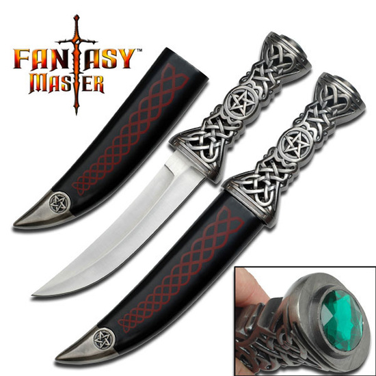 Fantasy Master Celtic Short Sword (30.5cm) with Scabbard