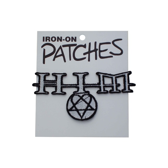 HIM Iron-on Patch