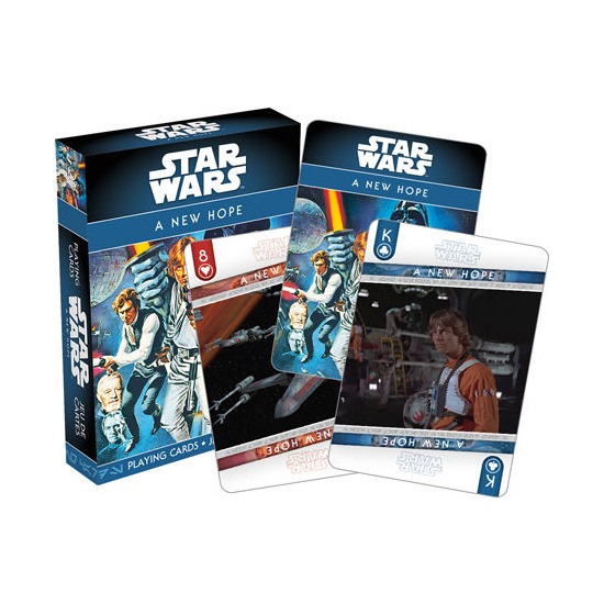 Star Wars – Ep. 4 A New Hope Playing Cards