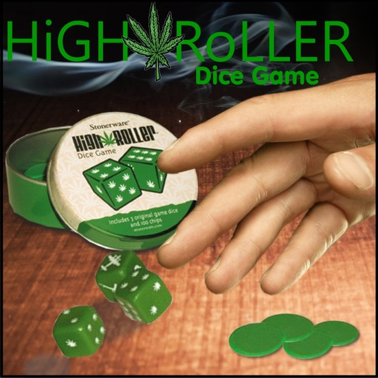 High Roller Dice Game