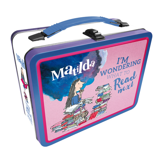 Roald Dahl – Matilda Tin Carry All Fun Box