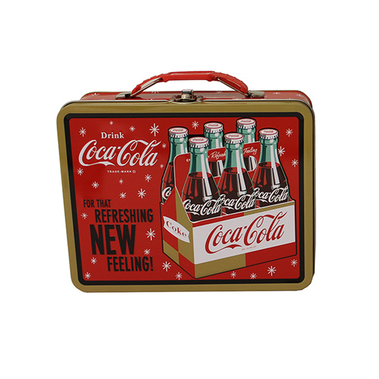 Coca-Cola Carry All Tin (CC001) / Lunch Box